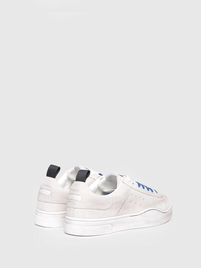 Diesel - S-CLEVER LOW, Blanco - Sneakers - Image 3