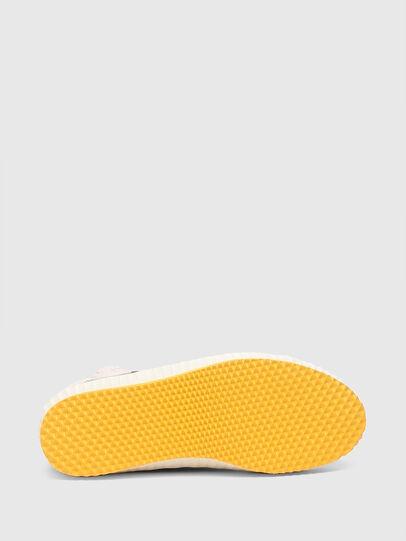 Diesel - S-YUK MC W, Negro/Amarillo - Sneakers - Image 4