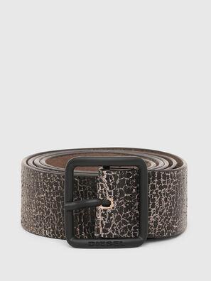 B-FRACO, Negro - Cinturones