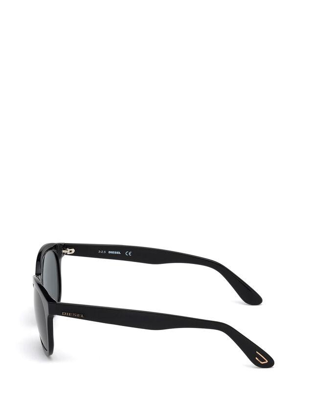 Diesel - DM0190, Negro - Gafas de sol - Image 3