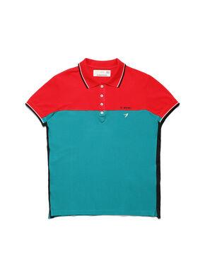 D-IHATEPOLOS, Verde/Rojo - Polos