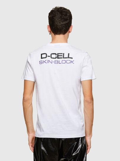 Diesel - T-DIEGOS-K39, Blanco - Camisetas - Image 2
