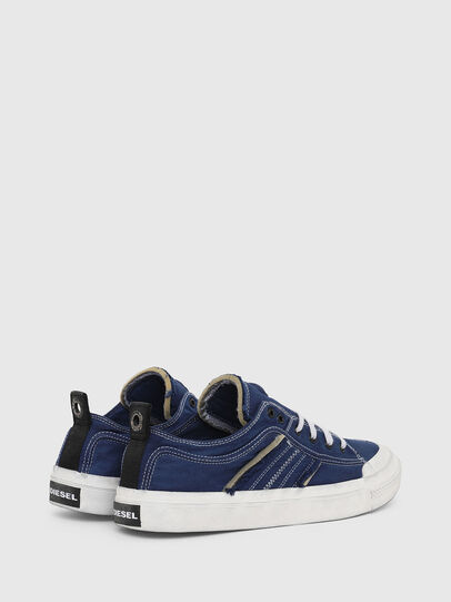 Diesel - S-ASTICO LOW LACE, Azul - Sneakers - Image 3