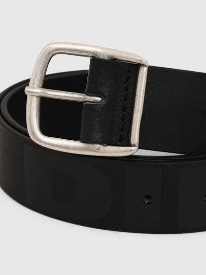 Diesel - BARBAR, Negro - Cinturones - Image 2