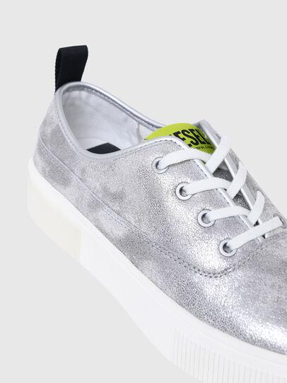 Diesel - S-VANEELA LC, Plata - Sneakers - Image 4