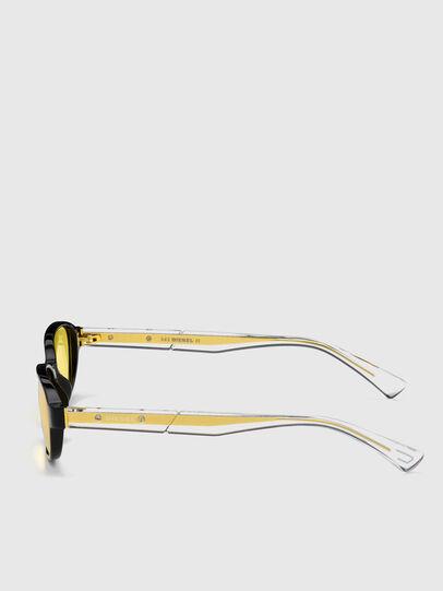 Diesel - DL0326, Amarillo - Gafas de sol - Image 3