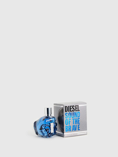 Diesel - SOUND OF THE BRAVE 50 ML, Azul - Only The Brave - Image 1