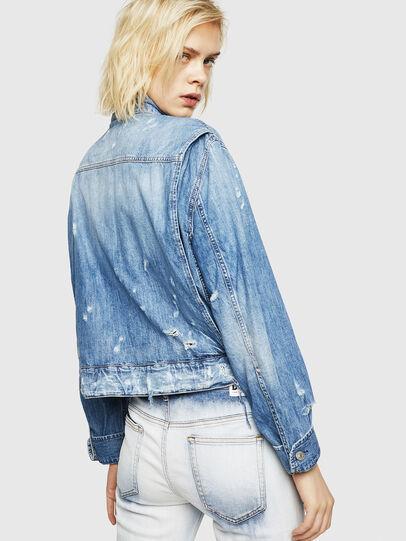 Diesel - DE-MERYL, Blue Jeans - Chaquetas de denim - Image 2