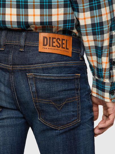 Diesel - Sleenker 09A43, Azul Oscuro - Vaqueros - Image 4