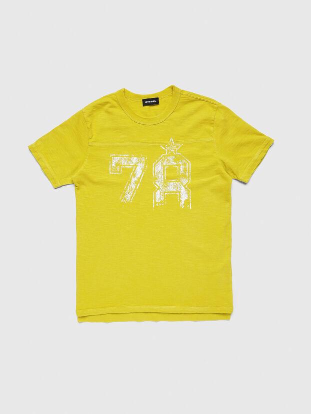TDIEGOCUTA, Amarillo - Camisetas y Tops