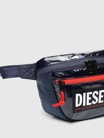 Diesel - LOKI PAT, Azul - Bolso cruzados - Image 4