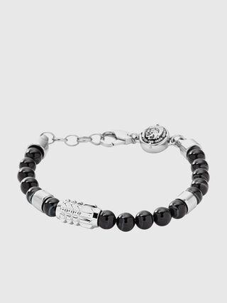 BRACELET DX0847, Negro/gris