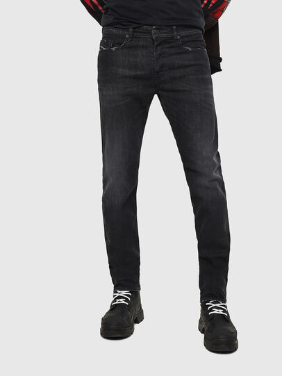Diesel - Buster 082AS, Negro/Gris oscuro - Vaqueros - Image 1