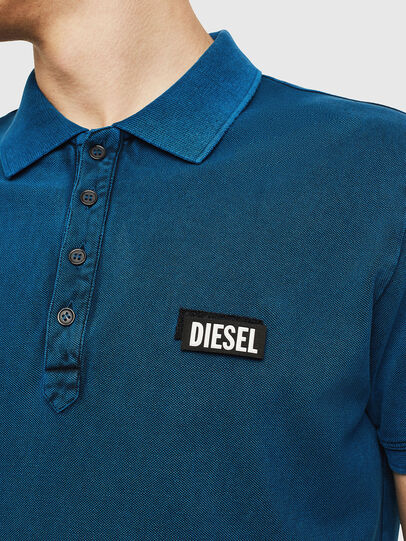 Diesel - T-RANDY-NEW-S3, Azul - Polos - Image 3