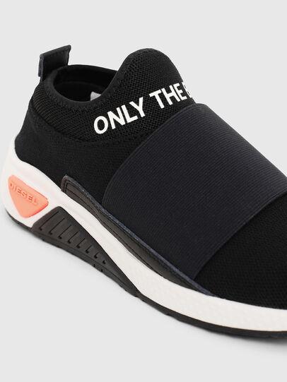Diesel - S-KB SOE W, Negro - Sneakers - Image 4