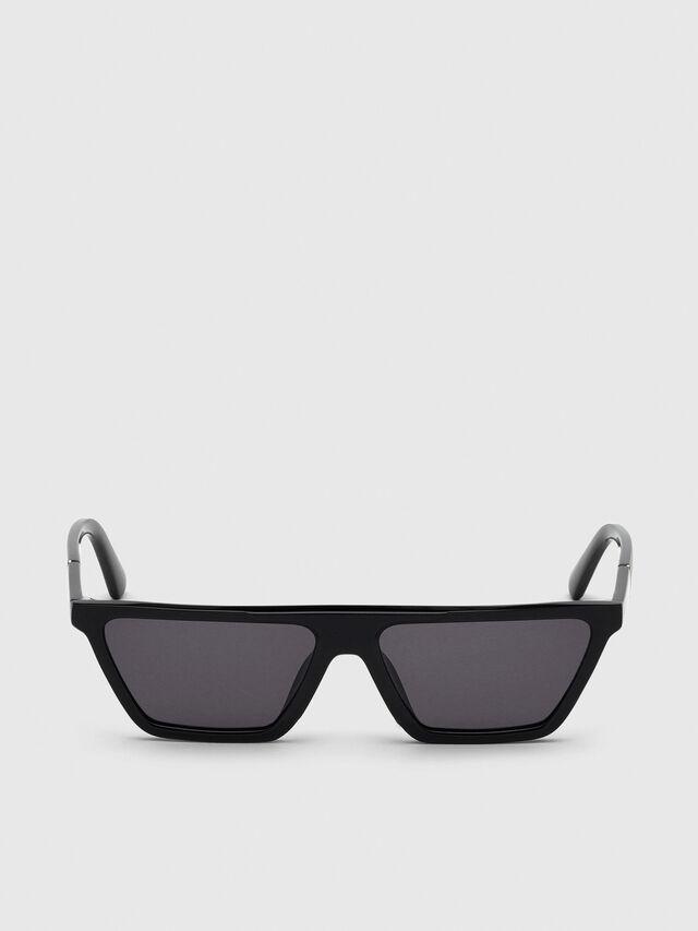 Diesel - DL0304, Negro - Gafas de sol - Image 1