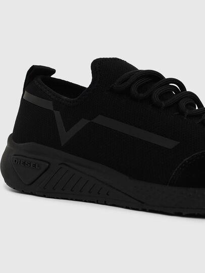 Diesel - S-KBY STRIPE W, Negro - Sneakers - Image 4