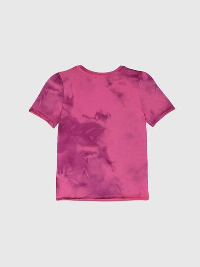 Diesel - TINTDB-R, Rosa - Camisetas y Tops - Image 2