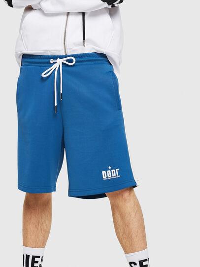 Diesel - P-MIKHAIL, Azul - Shorts - Image 1