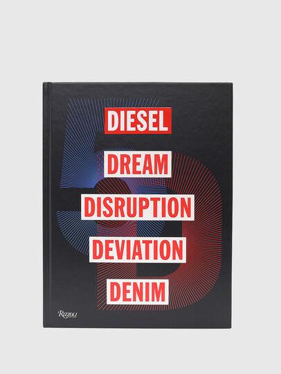 Diesel - 5D Diesel Dream Disruption Deviation Denim, Negro - Libros - Image 3