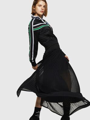 O-TERUPE, Negro - Faldas