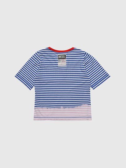 Diesel - TJVANE, Azul/Blanco - Camisetas y Tops - Image 2