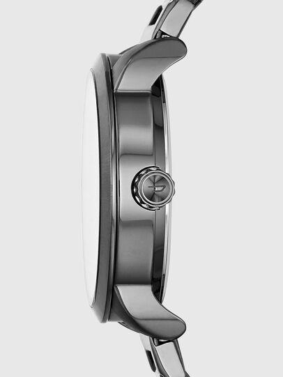 Diesel - DZ5428, Gris Metal - Relojes - Image 2
