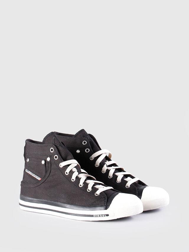 Diesel - EXPOSURE, Negro - Sneakers - Image 3