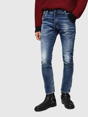 Krooley JoggJeans 0096M, Azul Oscuro - Vaqueros