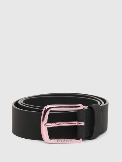 Diesel - B-VARNI, Negro - Cinturones - Image 1