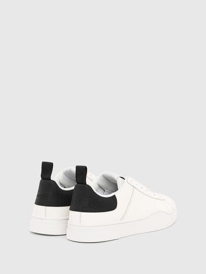 Diesel - S-CLEVER SO W, Blanco/Negro - Sneakers - Image 3
