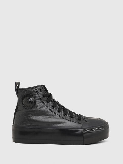 Diesel - S-ASTICO MC WEDGE, Negro - Sneakers - Image 1