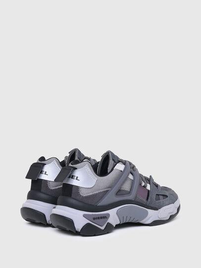 Diesel - S-KIPPER LOW TREK II, Gris - Sneakers - Image 3