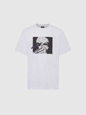T-TUBOLAR-X20, Blanco - Camisetas