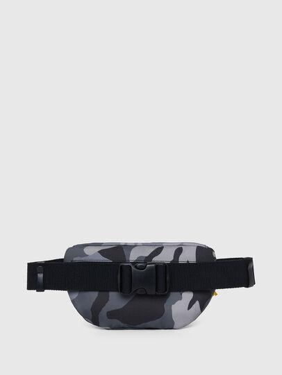 Diesel - BYGA, Gris - Bolsas con cinturón - Image 2