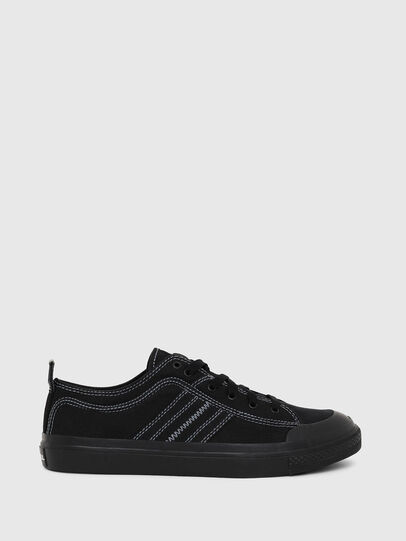 Diesel - S-ASTICO LOW LACE, Negro - Sneakers - Image 1