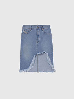 DE-ELLYOT, Azul Claro - Faldas