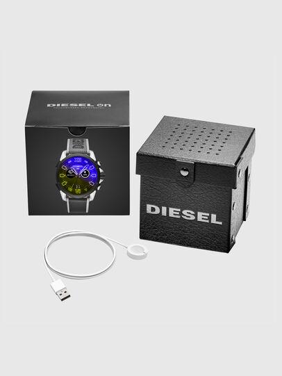 Diesel - DT2012, Gris/Negro - Smartwatches - Image 5