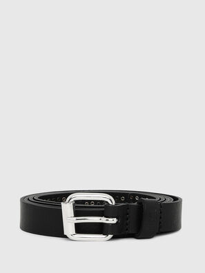 B-MINISTUD, Negro - Cinturones