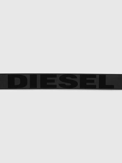 Diesel - BARBAR, Negro - Cinturones - Image 3