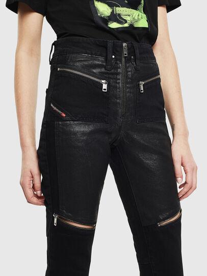 Diesel - DE-EARLIE, Negro - Pantalones - Image 5
