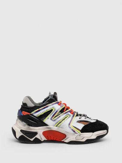 Diesel - S-KIPPER SK, Blanco/Negro - Sneakers - Image 1