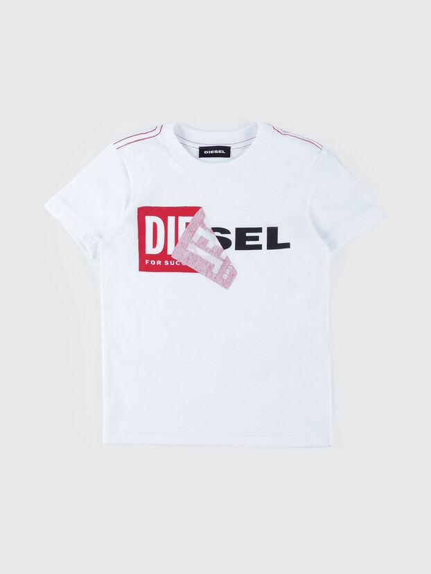TOQUEB MC-R, Blanco - Camisetas y Tops