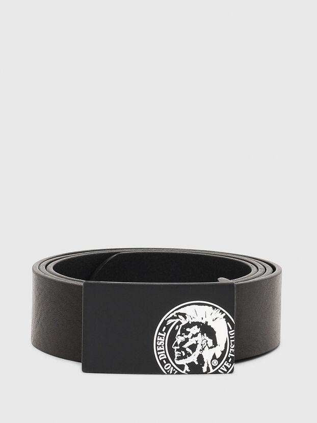 B-MOQUE, Negro - Cinturones