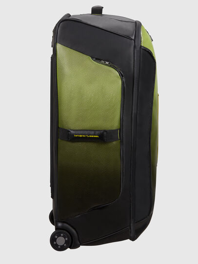 Diesel - KA2*69010 - PARADIVE, Negro/Amarillo - Bolsas de viaje con ruedas - Image 6