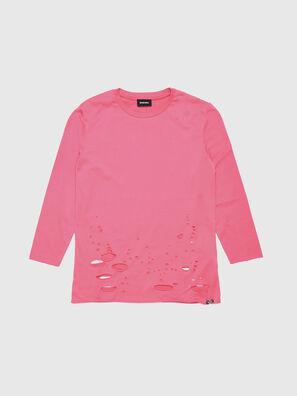 TFIENA, Rosa - Camisetas y Tops