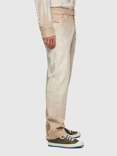 Diesel - D-Azerr JoggJeans® 069WG, Blanco - Vaqueros - Image 7