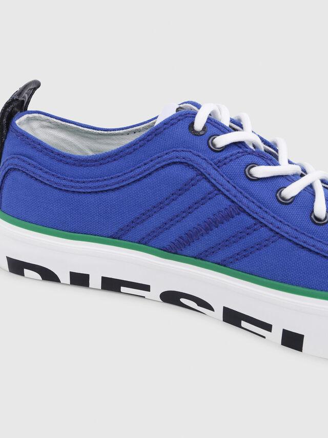 Diesel - S-ASTICO LC LOGO W, Azul Brillante - Sneakers - Image 5