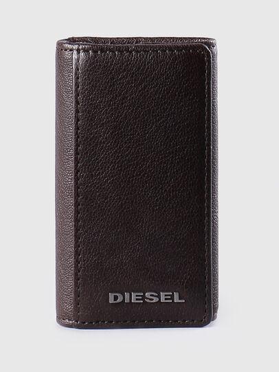 Diesel - KEYCASE O, Marrón - Joyas y Accesorios - Image 1
