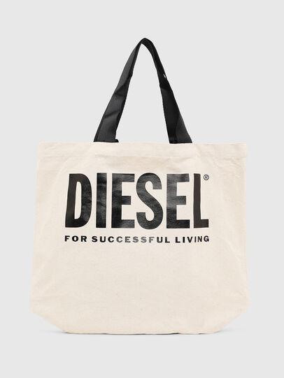 Diesel - LYVENZA, Blanco/Negro - Bolsos Shopper y Al Hombro - Image 1